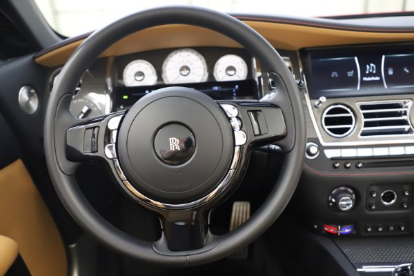 Used 2019 Rolls-Royce Dawn Black Badge for sale $359,900 at Alfa Romeo of Westport in Westport CT 06880 24