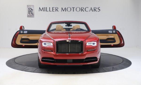 Used 2019 Rolls-Royce Dawn Black Badge for sale $359,900 at Alfa Romeo of Westport in Westport CT 06880 9