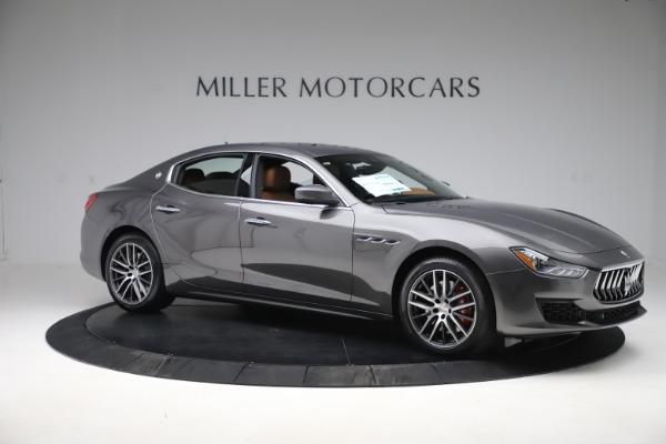 New 2020 Maserati Ghibli S Q4 for sale $86,285 at Alfa Romeo of Westport in Westport CT 06880 10