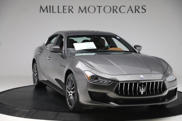 New 2020 Maserati Ghibli S Q4 for sale $86,285 at Alfa Romeo of Westport in Westport CT 06880 11