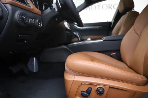 New 2020 Maserati Ghibli S Q4 for sale $86,285 at Alfa Romeo of Westport in Westport CT 06880 14