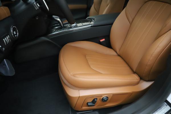 New 2020 Maserati Ghibli S Q4 for sale $86,285 at Alfa Romeo of Westport in Westport CT 06880 15