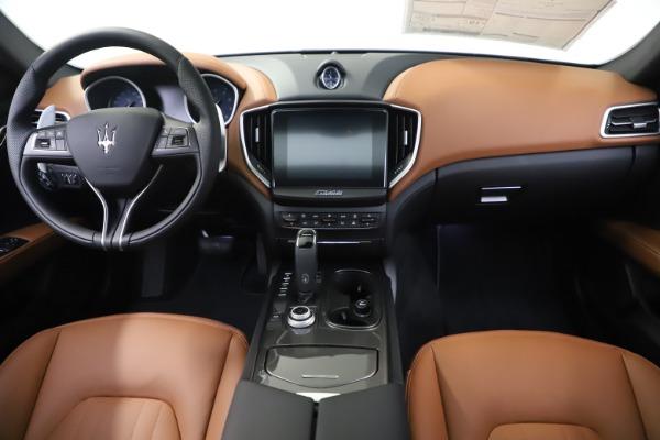 New 2020 Maserati Ghibli S Q4 for sale $86,285 at Alfa Romeo of Westport in Westport CT 06880 16