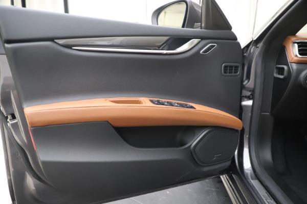 New 2020 Maserati Ghibli S Q4 for sale $86,285 at Alfa Romeo of Westport in Westport CT 06880 17