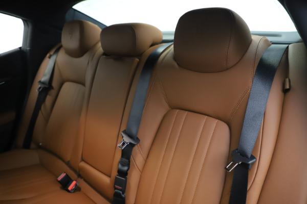 New 2020 Maserati Ghibli S Q4 for sale $86,285 at Alfa Romeo of Westport in Westport CT 06880 18