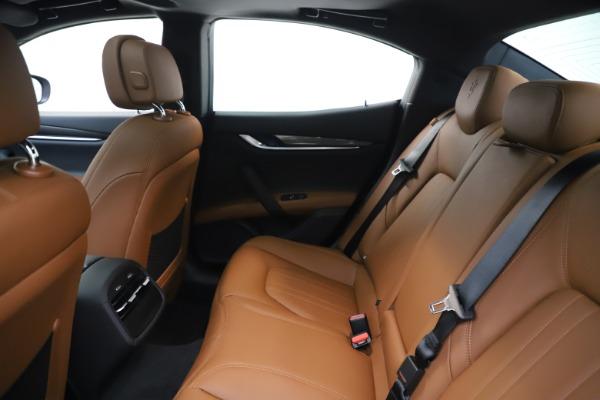 New 2020 Maserati Ghibli S Q4 for sale $86,285 at Alfa Romeo of Westport in Westport CT 06880 19