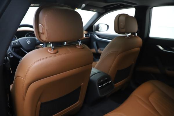 New 2020 Maserati Ghibli S Q4 for sale $86,285 at Alfa Romeo of Westport in Westport CT 06880 20