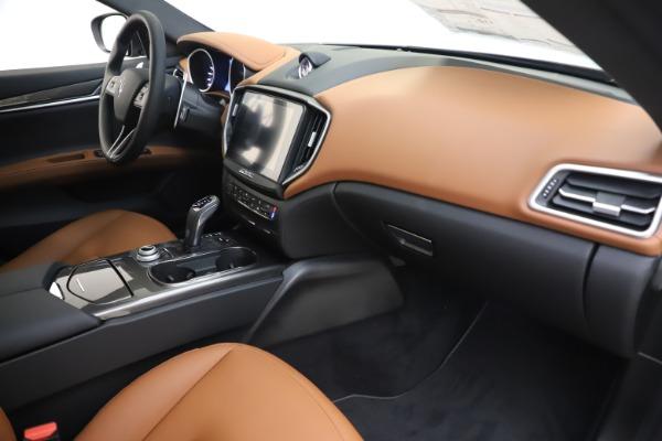 New 2020 Maserati Ghibli S Q4 for sale $86,285 at Alfa Romeo of Westport in Westport CT 06880 22