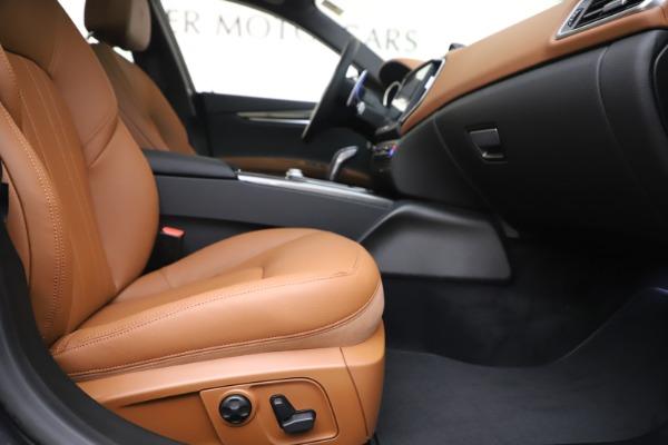 New 2020 Maserati Ghibli S Q4 for sale $86,285 at Alfa Romeo of Westport in Westport CT 06880 23