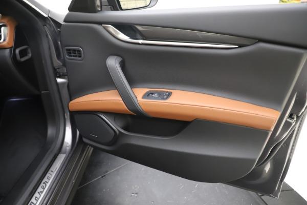 New 2020 Maserati Ghibli S Q4 for sale $86,285 at Alfa Romeo of Westport in Westport CT 06880 25