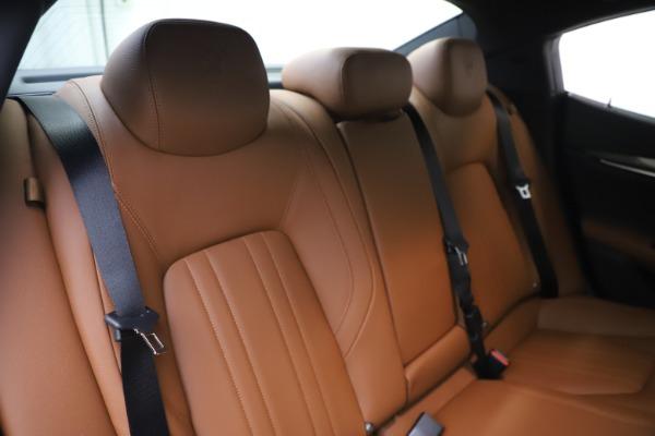 New 2020 Maserati Ghibli S Q4 for sale $86,285 at Alfa Romeo of Westport in Westport CT 06880 26