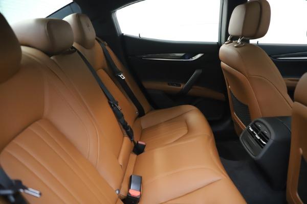 New 2020 Maserati Ghibli S Q4 for sale $86,285 at Alfa Romeo of Westport in Westport CT 06880 27