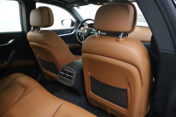 New 2020 Maserati Ghibli S Q4 for sale $86,285 at Alfa Romeo of Westport in Westport CT 06880 28