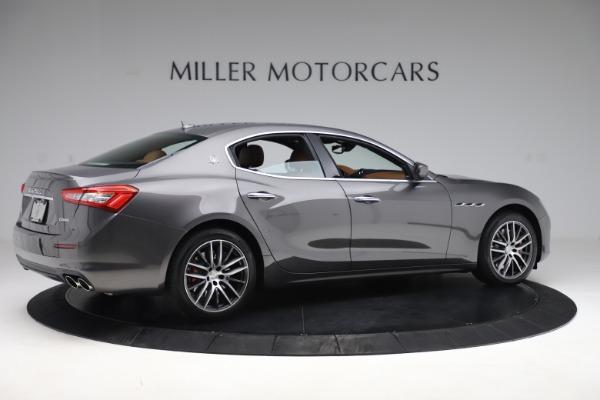 New 2020 Maserati Ghibli S Q4 for sale $86,285 at Alfa Romeo of Westport in Westport CT 06880 8