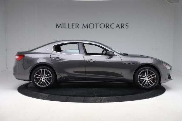 New 2020 Maserati Ghibli S Q4 for sale $86,285 at Alfa Romeo of Westport in Westport CT 06880 9