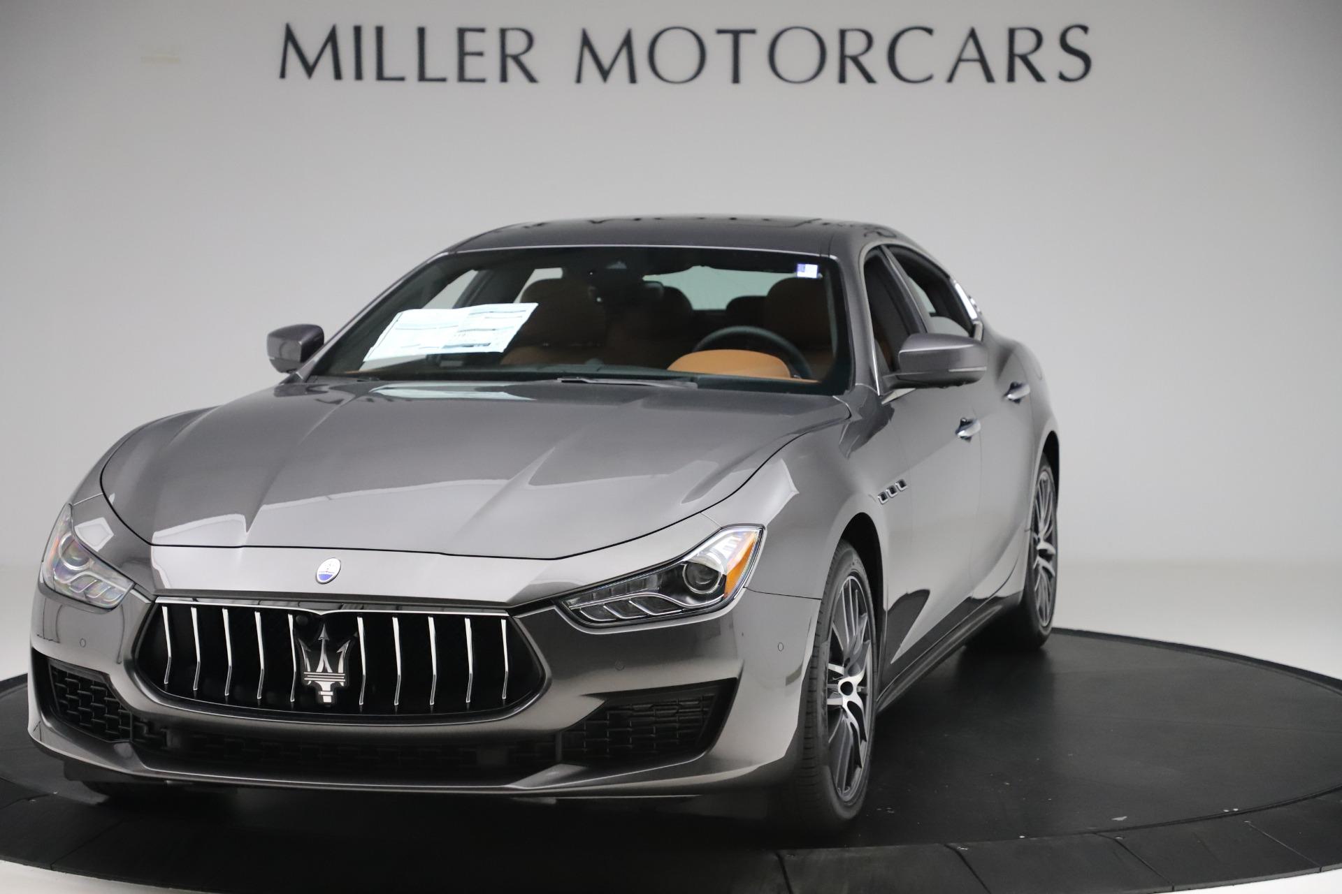 New 2020 Maserati Ghibli S Q4 for sale $86,285 at Alfa Romeo of Westport in Westport CT 06880 1
