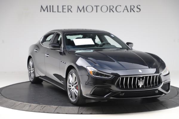New 2020 Maserati Ghibli S Q4 GranSport for sale $88,285 at Alfa Romeo of Westport in Westport CT 06880 11