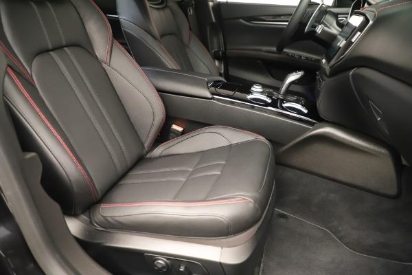 New 2020 Maserati Ghibli S Q4 GranSport for sale $88,285 at Alfa Romeo of Westport in Westport CT 06880 24