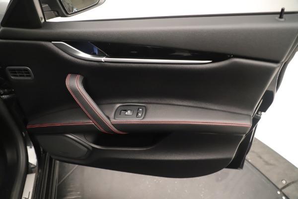 New 2020 Maserati Ghibli S Q4 GranSport for sale $88,285 at Alfa Romeo of Westport in Westport CT 06880 25