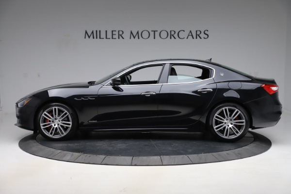 New 2020 Maserati Ghibli S Q4 GranSport for sale $88,285 at Alfa Romeo of Westport in Westport CT 06880 3