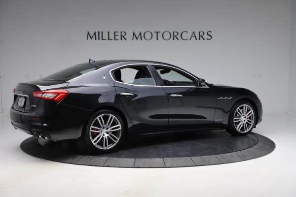 New 2020 Maserati Ghibli S Q4 GranSport for sale $88,285 at Alfa Romeo of Westport in Westport CT 06880 8