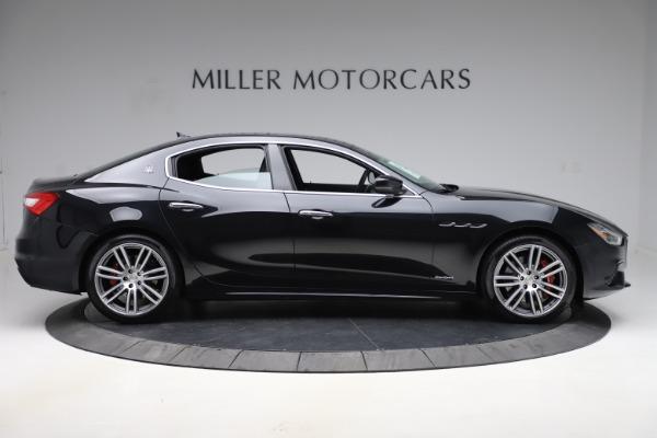 New 2020 Maserati Ghibli S Q4 GranSport for sale $88,285 at Alfa Romeo of Westport in Westport CT 06880 9