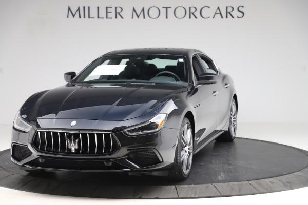 New 2020 Maserati Ghibli S Q4 GranSport for sale $88,285 at Alfa Romeo of Westport in Westport CT 06880 1