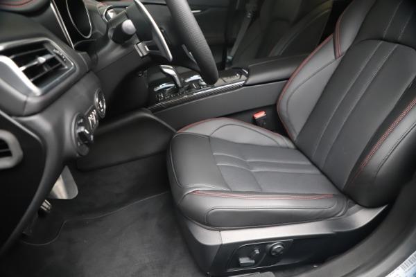 New 2020 Maserati Ghibli S Q4 GranSport for sale $95,785 at Alfa Romeo of Westport in Westport CT 06880 14
