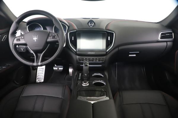 New 2020 Maserati Ghibli S Q4 GranSport for sale $95,785 at Alfa Romeo of Westport in Westport CT 06880 15