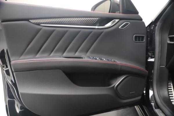 New 2020 Maserati Ghibli S Q4 GranSport for sale $95,785 at Alfa Romeo of Westport in Westport CT 06880 16