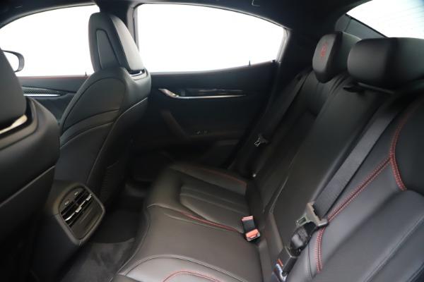 New 2020 Maserati Ghibli S Q4 GranSport for sale $95,785 at Alfa Romeo of Westport in Westport CT 06880 18