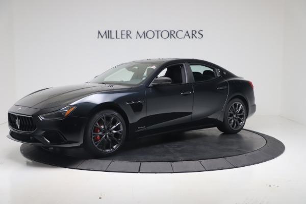 New 2020 Maserati Ghibli S Q4 GranSport for sale $95,785 at Alfa Romeo of Westport in Westport CT 06880 2