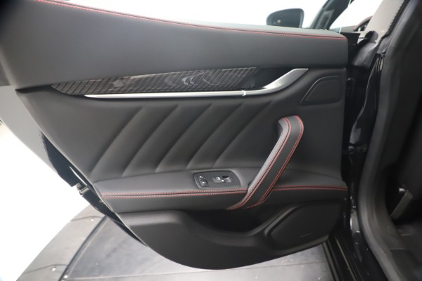 New 2020 Maserati Ghibli S Q4 GranSport for sale $95,785 at Alfa Romeo of Westport in Westport CT 06880 20