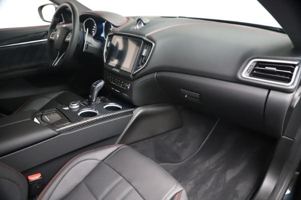 New 2020 Maserati Ghibli S Q4 GranSport for sale $95,785 at Alfa Romeo of Westport in Westport CT 06880 21