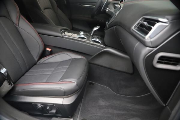 New 2020 Maserati Ghibli S Q4 GranSport for sale $95,785 at Alfa Romeo of Westport in Westport CT 06880 23
