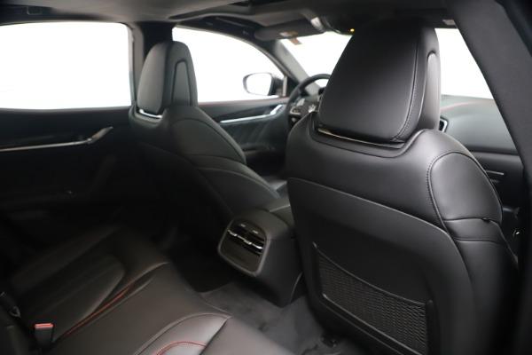 New 2020 Maserati Ghibli S Q4 GranSport for sale $95,785 at Alfa Romeo of Westport in Westport CT 06880 27