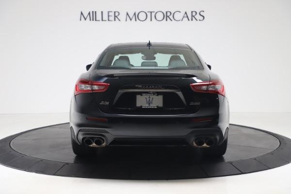 New 2020 Maserati Ghibli S Q4 GranSport for sale $95,785 at Alfa Romeo of Westport in Westport CT 06880 6