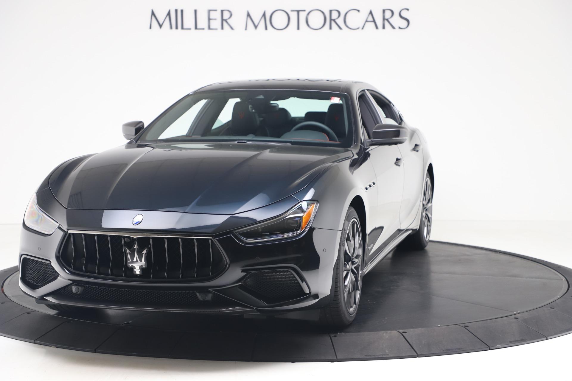 New 2020 Maserati Ghibli S Q4 GranSport for sale $95,785 at Alfa Romeo of Westport in Westport CT 06880 1