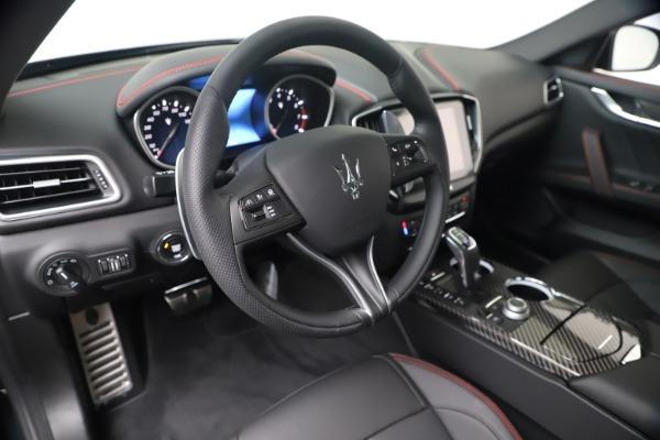 New 2020 Maserati Ghibli S Q4 GranSport for sale $95,785 at Alfa Romeo of Westport in Westport CT 06880 12