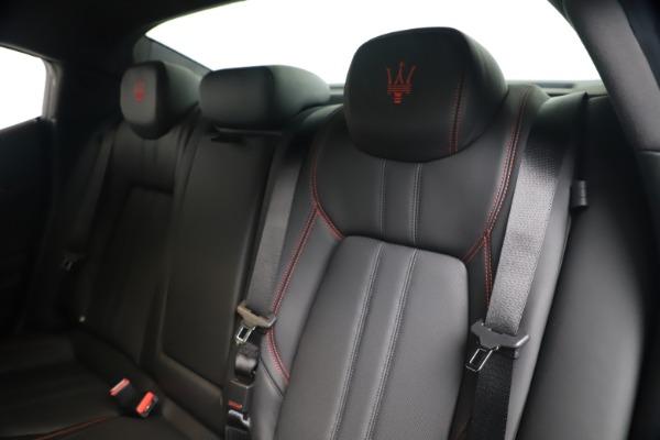 New 2020 Maserati Ghibli S Q4 GranSport for sale $95,785 at Alfa Romeo of Westport in Westport CT 06880 17