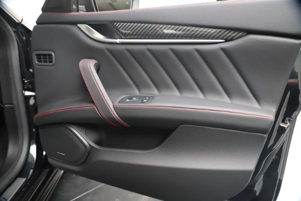 New 2020 Maserati Ghibli S Q4 GranSport for sale $95,785 at Alfa Romeo of Westport in Westport CT 06880 24