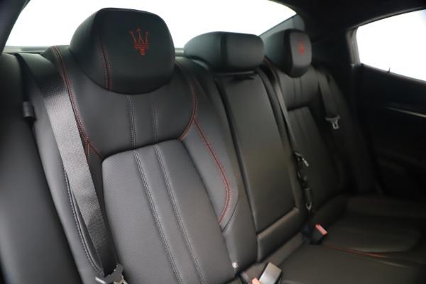 New 2020 Maserati Ghibli S Q4 GranSport for sale $95,785 at Alfa Romeo of Westport in Westport CT 06880 25