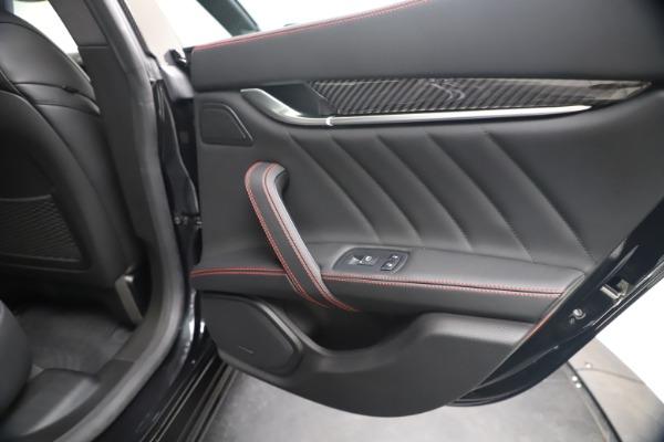 New 2020 Maserati Ghibli S Q4 GranSport for sale $95,785 at Alfa Romeo of Westport in Westport CT 06880 28