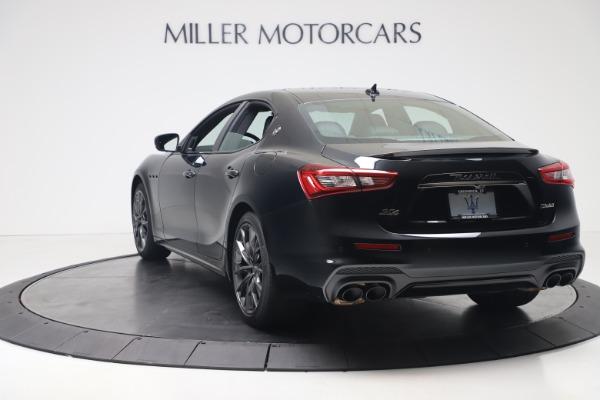 New 2020 Maserati Ghibli S Q4 GranSport for sale $95,785 at Alfa Romeo of Westport in Westport CT 06880 5