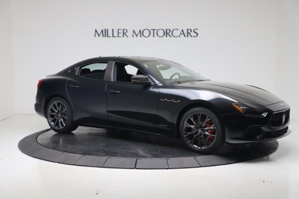 New 2020 Maserati Ghibli S Q4 GranSport for sale $95,785 at Alfa Romeo of Westport in Westport CT 06880 9