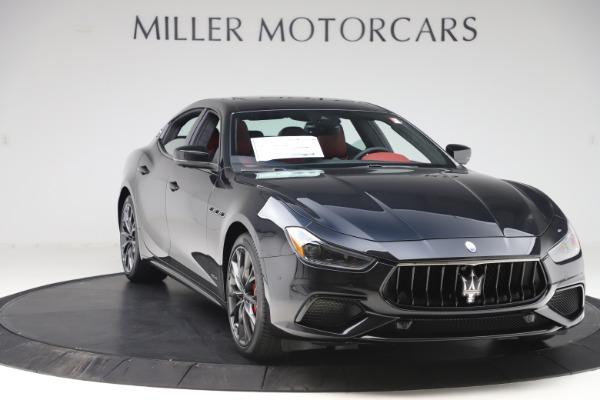 New 2020 Maserati Ghibli S Q4 GranSport for sale $94,785 at Alfa Romeo of Westport in Westport CT 06880 11
