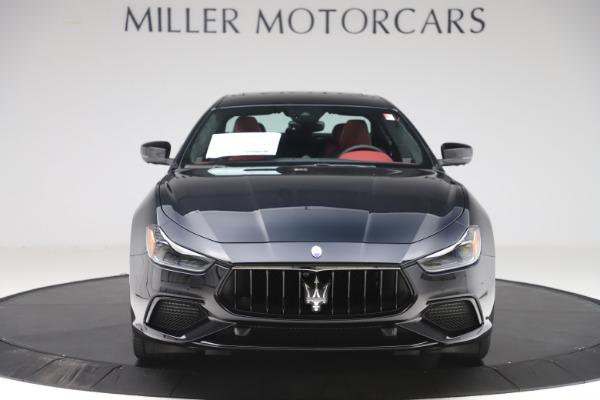 New 2020 Maserati Ghibli S Q4 GranSport for sale $94,785 at Alfa Romeo of Westport in Westport CT 06880 12