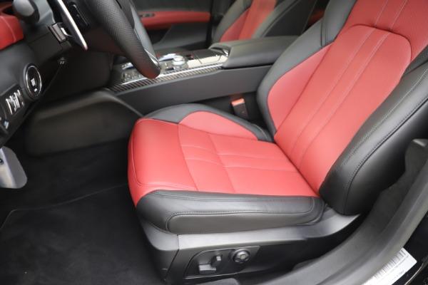 New 2020 Maserati Ghibli S Q4 GranSport for sale $94,785 at Alfa Romeo of Westport in Westport CT 06880 15