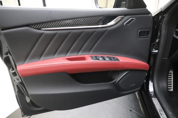 New 2020 Maserati Ghibli S Q4 GranSport for sale $94,785 at Alfa Romeo of Westport in Westport CT 06880 17