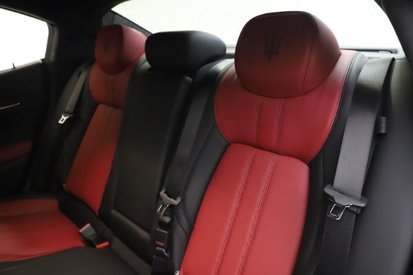 New 2020 Maserati Ghibli S Q4 GranSport for sale $94,785 at Alfa Romeo of Westport in Westport CT 06880 18